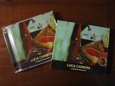 LUCA CARBONI LE BAND SI SCIOLGONO RARO CD + DVD ft. PINO DANIELE TIZIANO FERRO