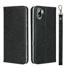 Hot Sales New Design For Sharp Aquos R3 Silk Cord Leather Mobile PhoneCase
