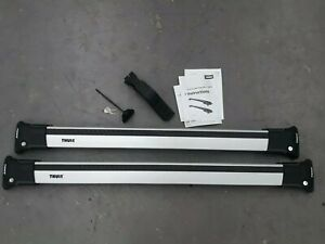 Thule wingbar edge roof racks