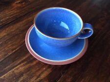 Denby Blue Pottery Dinner Services