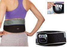 Sanitas Rückengürtel TENS Massagegürtel Reizstrom Schmerz Therapie Rücken