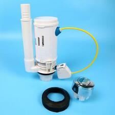 Toilet Push Button Adjustable Dual Flush Cistern Syphon Drop Valve
