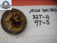 Ativa DXC180D DXC 180D Shredder Primary Double Drive Gear DXC180D-DDG