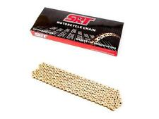 SRT Gold 428 Non O-Ring MX Motorcycle Chain 132L 4700lbs Dirt Bike Motocross