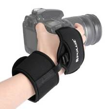 Camera DSLR Hand Wrist  Grip Strap Universal For PULUZ PU224 Neoprene Camera