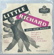 Little Richard and His Band    2 x Rare P/C 45 EP Vinyl