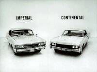 1966 Chrysler Imperial Dealer Promo Versus Lincoln Comparison Film CD MP4 Format