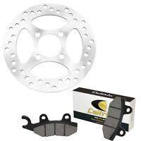 Caltric Sintered Rear Brake Pads for Yamaha Raptor 700 700R YFM700 SE 2013-2020