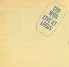 The Who ‎– Live At Leeds  funny Matrix