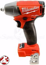 "Milwaukee 2754-20 FUEL 3/8"" M18 Compact Impact Wrench Friction Ring Bare Tool"