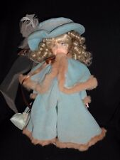 """ROBIN WOODS 1987 """"CATHERINE"""" DOLL OF THE YEAR In Original Box"""