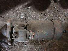More details for fordson major starter motor