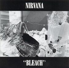 Nirvana Rock Music CDs and DVDs