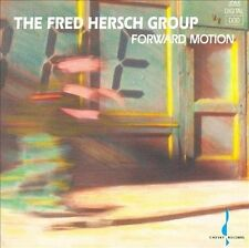Forward Motion by Fred Hersch (CD, Oct-1991, Chesky Records)