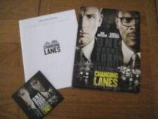 Changing Lanes Movie Press Kit w/CD Ben Affleck PK 529