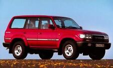 Toyota Landcruiser 80 Series 1990-1997 WORKSHOP REPAIR Manual ON CD