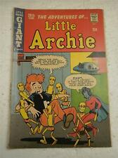 ARCHIE SERIES COMIC-THE ADVENTURES OF LITTLE ARCHIE NO. 39- 1966- GOOD- BB9