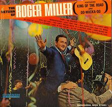 "ROGER MILLER ""THE RETURN OF"" 60'S COUNTRY ROCK LP SMASH 27061"