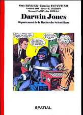 SPATIAL 24 : Darwin Jones INFANTINO ARTIMA Aventures Fiction 1958 DC