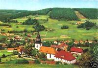 AK, Warmensteinach Fichtelgeb., Teilansicht m. Kirche