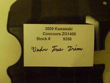 2009 09 Kawasaki Concours ZG1400 Under Lower Tree Trim