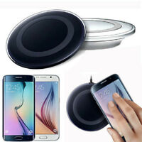 Qi Wireless Fast Charging Charger Pad Stand for Samsung Galaxy S8 S7 edge Note 5
