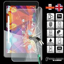 Tempered Glass Screen Protector For Argos Alba 8 Inch  Tablet