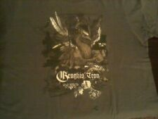 Genghis Tron medium M shirt see you next Tuesday destroyer destroyer