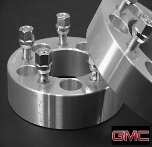 4 Pc GMC JIMMY 5X4.75 WHEEL ADAPTER SPACERS 1.25 Inch # 5475B1215
