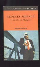Georges Simenon, Il morto di Maigret, Corriere della sera 2009 R