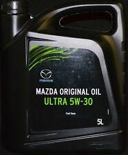 5 Liter MAZDA Original Ultra 5W-30 Motoröl ACEA A5 / B5 API SL / CF ( DEXELIA )