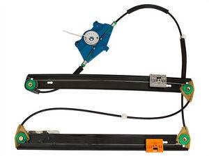 FRONT WINDOW REGULATOR ELECTRIC LEFT FOR AUDI A4 B6 B7 00-07 SEAT EXEO