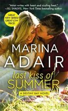 Last Kiss of Summer by Marina Adair (Paperback)