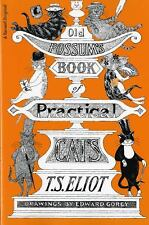 Old Possum's Book of Practical Cats (ExLib) by T. S. Eliot