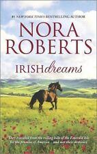 Irish Dreams: Irish Rebel Sullivan's Woman by Nora Roberts Romance paperback VGC