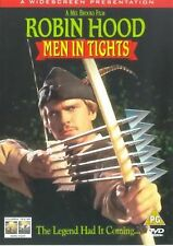 Robin Hood Men In Tights Cary Elwes, Richard Lewis, Roger Rees NEW UK R2 DVD