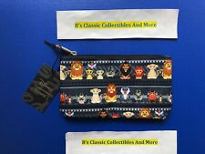 Loungefly Lion King Zip Pouch, Cosmetic/Coin Bag, Pencil Pouch, Disney New