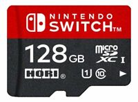 Micro SD Card 128GB for Nintendo Switch Memory Card HORI from JAPAN