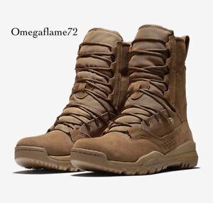 """Nike SFB Special Field Boots 2 8"""" AQ1202-900, UK 6, EU 39, US 6.5, Tactical Boot"""