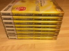 6 X Dvd-rw 120 Min RE-Grabable DVD 4.7 GB los datos en los casos de biblioteca