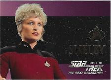 TC Star Trek TNG Season 4 S24 Shelby