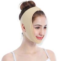 Anti-Aging Wrinkle Chin Neck Cheek Lift Slimming Face Mask Ultra-thin Belt Strap