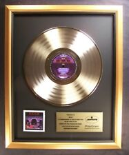 Rush Moving Pictures LP Gold Non RIAA Record Award Mercury Records