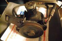 Mopar 273 318 340 360 Power Steering Pump Brackets  Pulley 1964-66 A B Body Dart