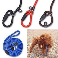 Dog Leash Pet Training Rope Lead Retractable Nylon Collar Walking Harness Puppy