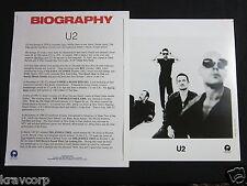 U2—1995 Press Kit-Photo