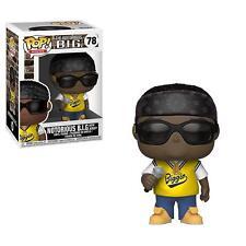 Notorious B.I.G. Jersey Biggie Rap Hip Hop POP! Rocks #78 Vinyl Figur Funko