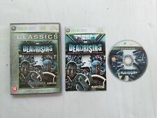 DEAD RISING XBOX 360 GAME EXCELLENT CONDITION