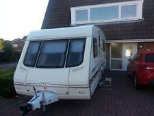 a superb swift challenger 500se 4 berth  fixed bed caravan tourer