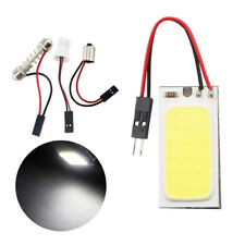 18 SMD COB LED T10 4W 12V White Light Car Interior Panel Lights Dome Lamp Bulb